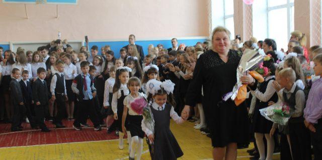 Снова школа открывает свои двери!